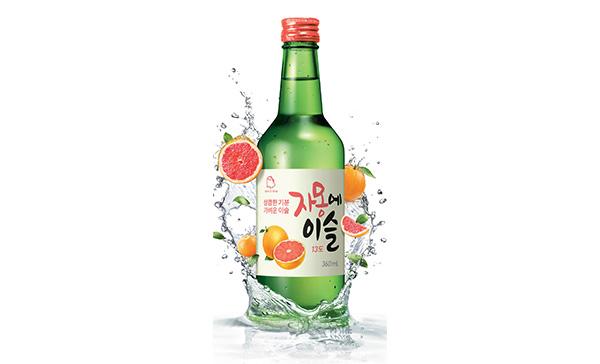 """하이트진로, 자몽에이슬 첫 반응 """"따봉!"""""""
