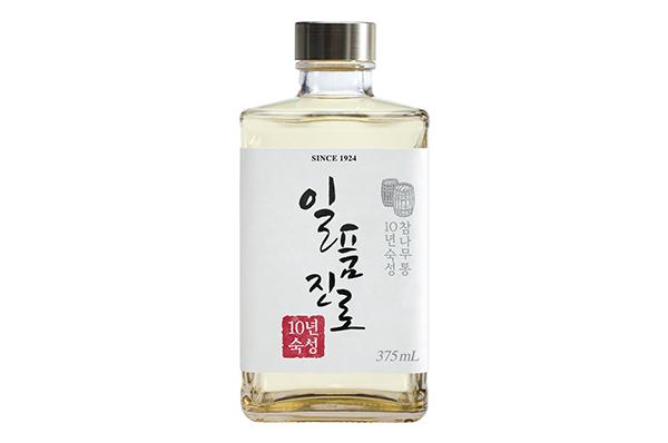 프리미엄 소주 '일품진로', 10년간 2백만병 팔려