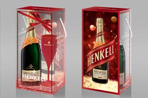 하이트진로, 스파클링 와인 크리스마스 패키지 한정판 출시