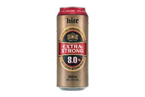 하이트진로, 수출전용 브랜드 '하이트 엑스트라 스트롱' 출시