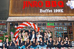 하이트진로, 베트남에 프랜차이즈 '진로바베큐(Jinro BBQ)' 1호점 오픈