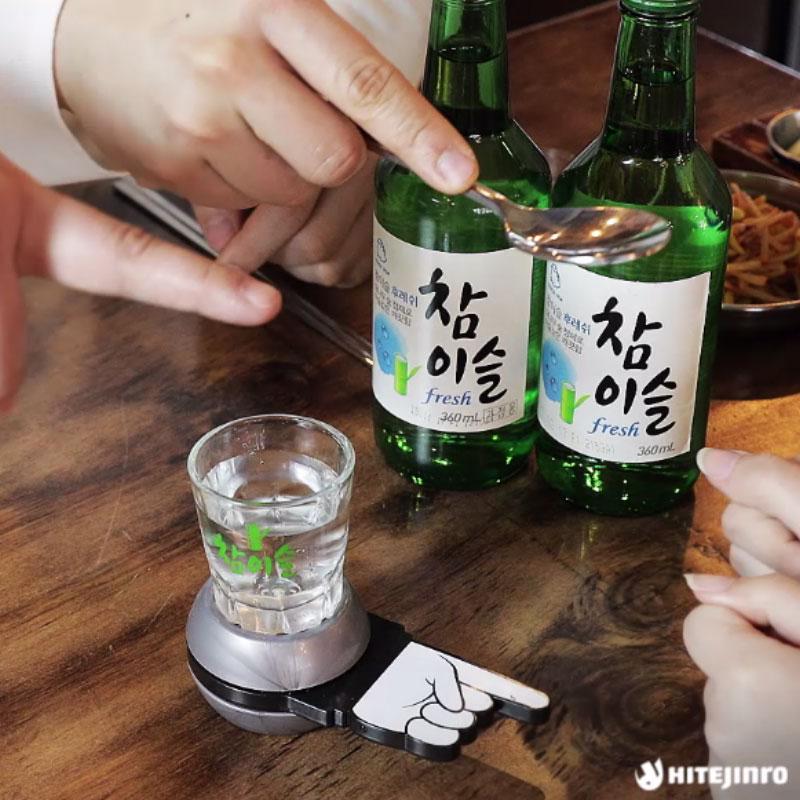 #참이슬 룰렛으로 즐기는 술자리!