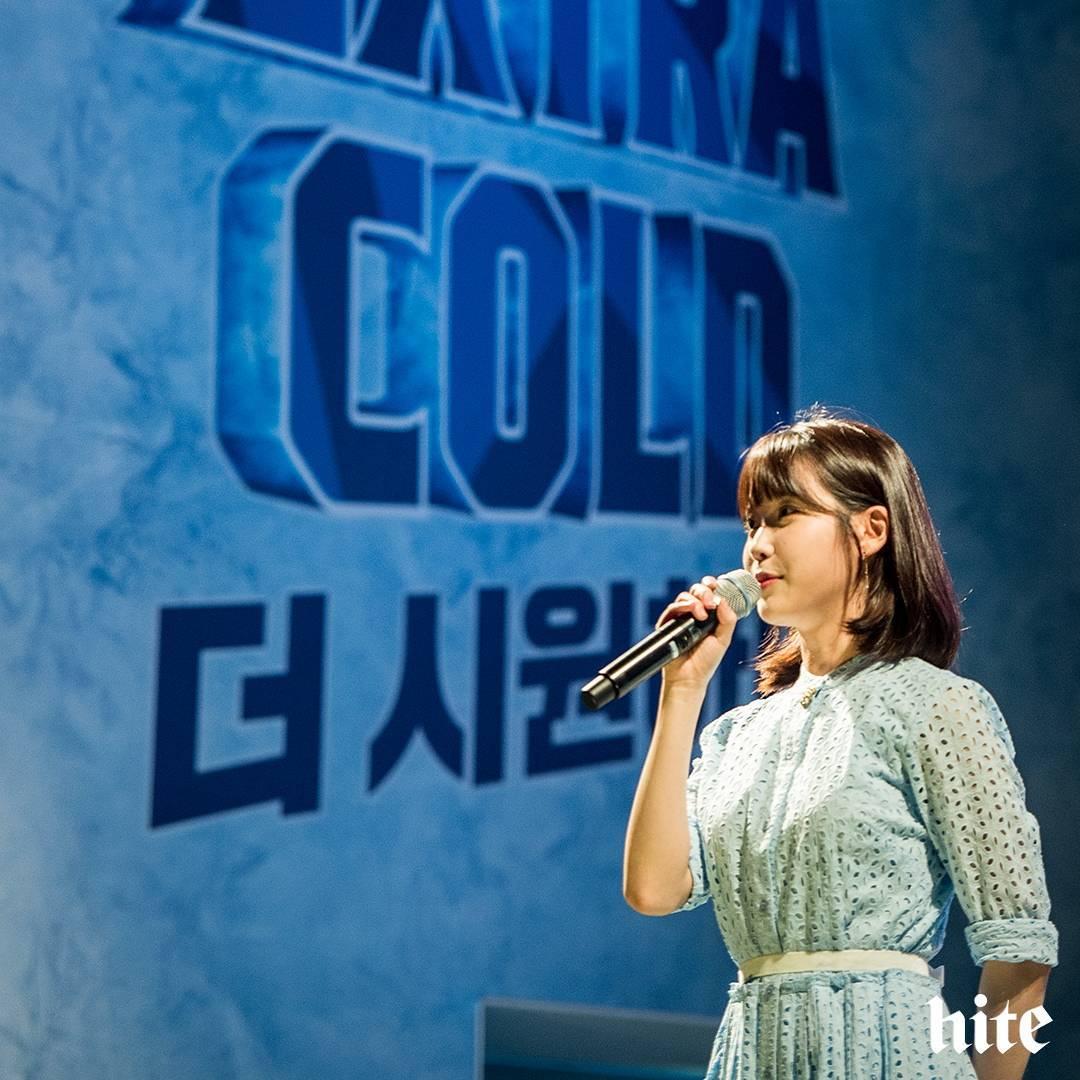 부산 해운대가 들썩였던 이유!! #하이트 #EXTRA_COLD 해운대 썸머페스티벌