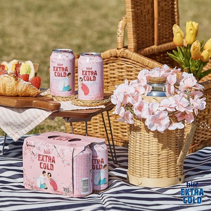 봄 느낌 가득한 핑크템들로 벚꽃놀이 제대로 즐길 준비 됐나요?