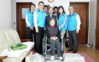 2080사회공헌캠페인 독거노인 지원