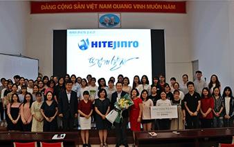 하이트진로, 베트남 청년 마음 홀린다
