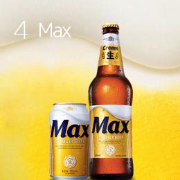 12년 내공으로 만들어진 깊고 풍부한<br>Cream 生 All Malt Beer!