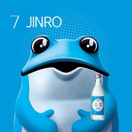 JINRO is back! <br> An original Soju, JINRO is back.