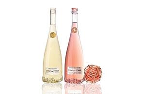하이트진로, 사랑을 전하는 와인 '꼬뜨 로즈' 출시