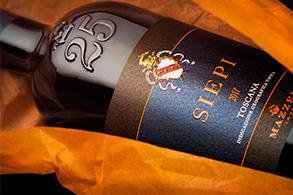 하이트진로, 수퍼토스카나 와인 시에피 한정판 출시