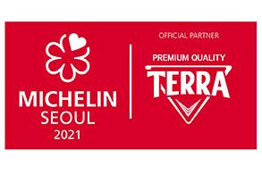 '테라' 브랜드 가치 인정, '미쉐린 가이드 서울'과 2...