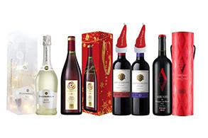 하이트진로, 크리스마스 스페셜 패키지 와인 6종 추천
