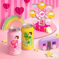 핑크 뮤직 페스티벌에서 톡톡 튀는 음악과 이슬톡톡을 즐