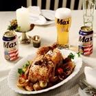 오늘은 알록달록 영롱미 넘치는 무지개토스트와 맛있는 맥주 맥스 한 캔 고고!