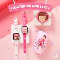 달콤한 이슬톡톡과 함께 즐기는 핑크빛 피크닉 타임🍑